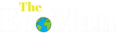 the eco man logo