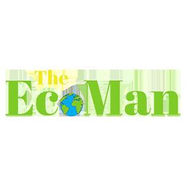 the eco man pest solutions logo