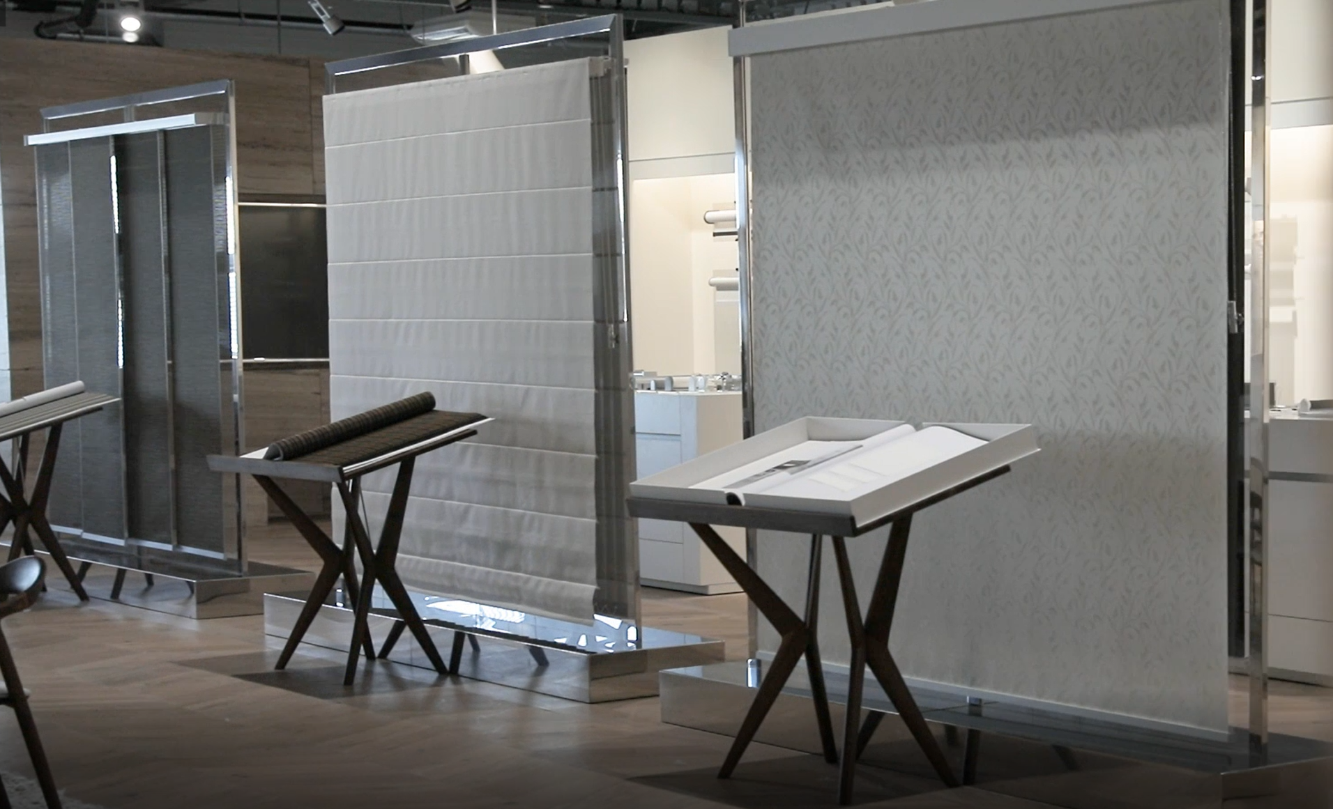 Coulisse showroom