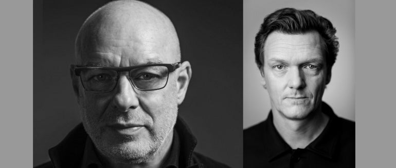 Artist Talk: Brian Eno in Conversation with Thomas Oberender