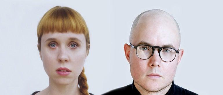 "Holly Herndon & Mathew Dryhurst ""Spawn Training Ceremony I: Deep Belief"" | ISM Hexadome"