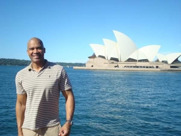 Andres Ramirez in Australia