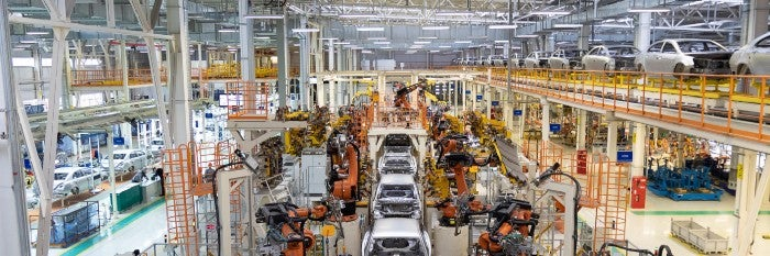 The Factory Model, Enabling Massive Scale Across Business Functions