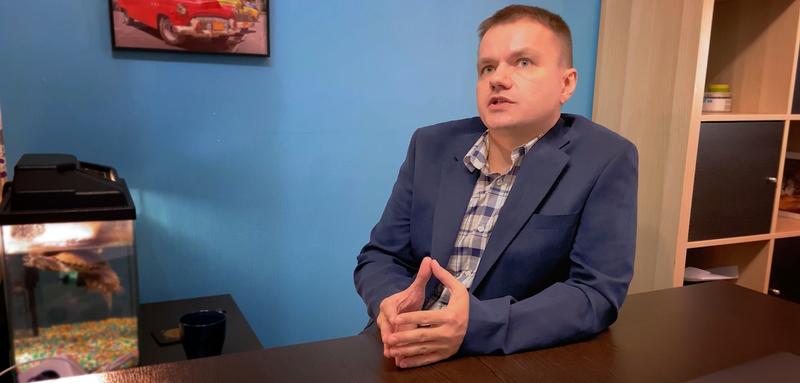 Gennadii Nikolaev, VP of Software Engineering