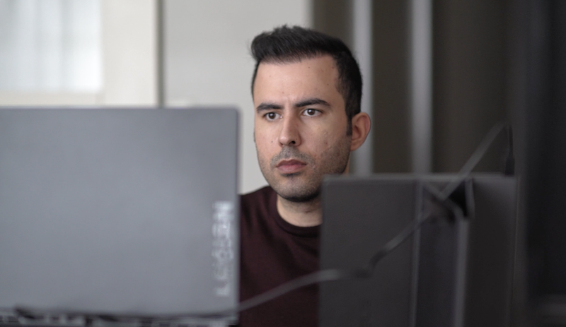 Berk Arslan, Senior Software Engineer