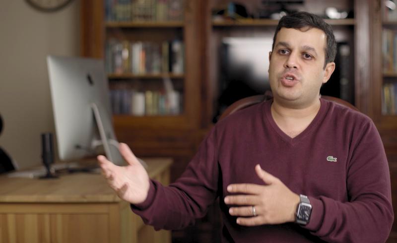 Alaa Nassef, Senior Software Engineer