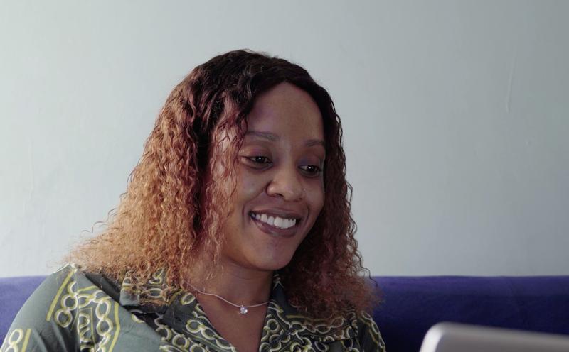 Faith Sila, Sales Development Representative