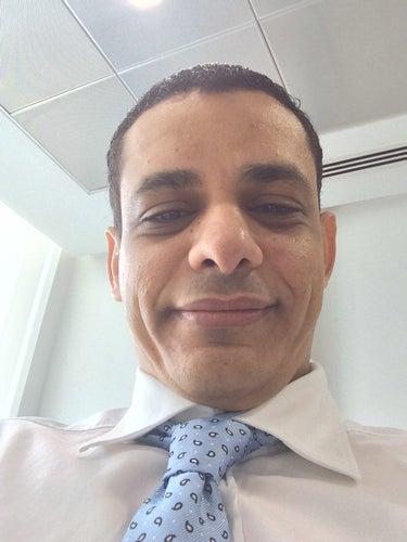 Ahmed Hassouna, VP of Finance