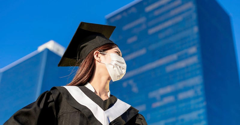 Top Tips for Recent Graduates Entering the Workforce Post-COVID