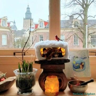 Holistische Kinderyoga bij Yarlung Zutphen