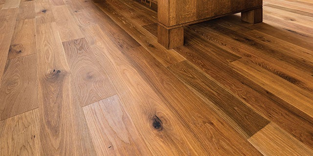 Flooring and Molding