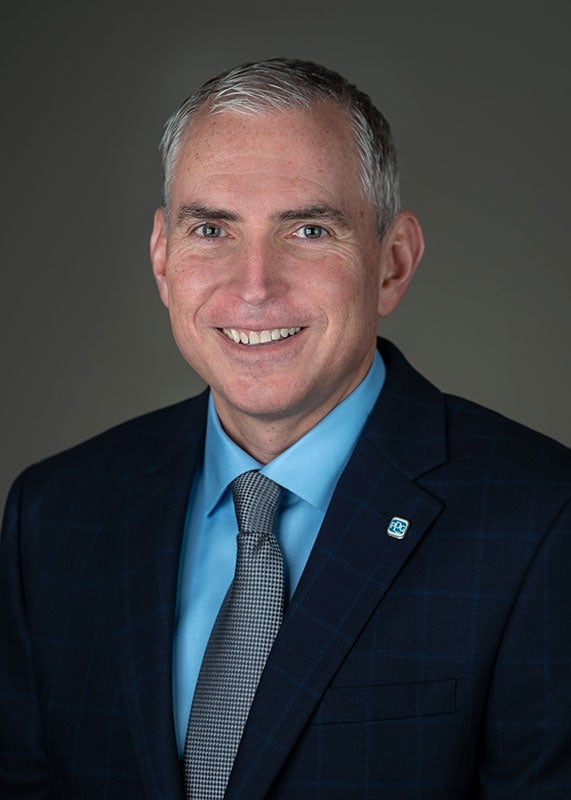 Kevin D. Braun is vice president of global industrial coatings at PPG.