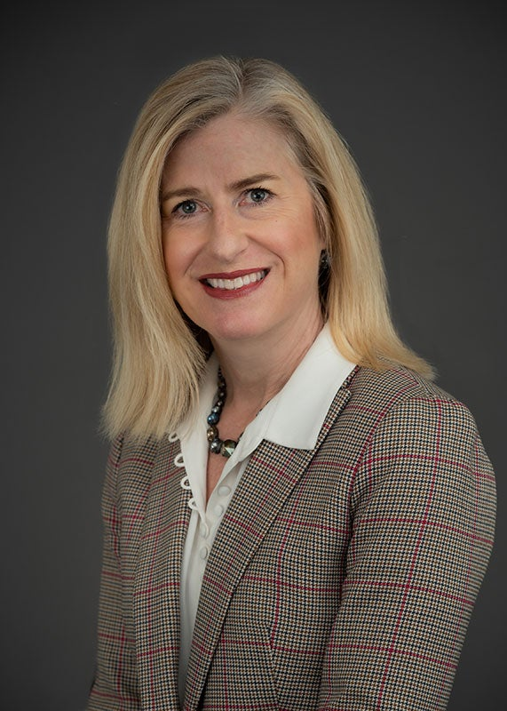Rebecca Liebert is executive vice president of PPG.