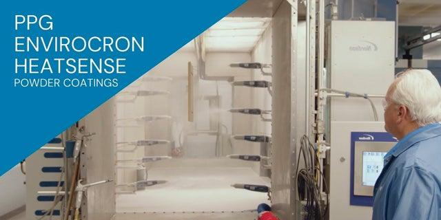 PPG ENVIROCRON HeatSense Powder Coatings