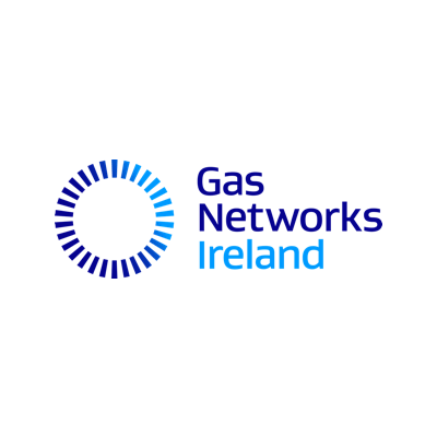 Gas Networks Ireland logo.