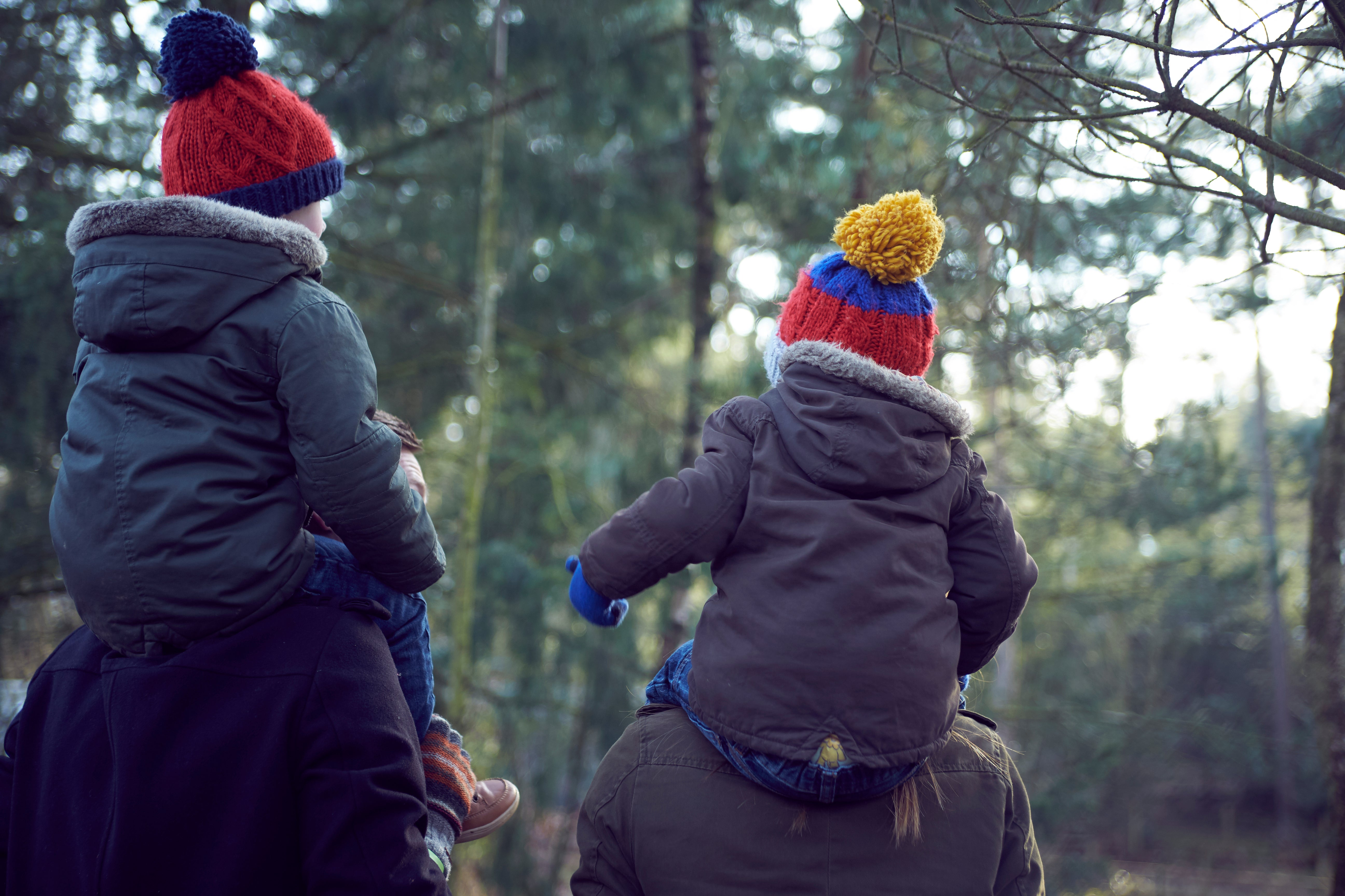 Family time at Center Parcs