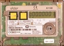 Elster electronic meter