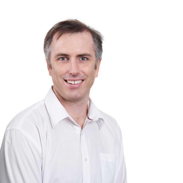 Dr David Finn CEO Tritium