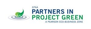 gtaa partners in project green logo