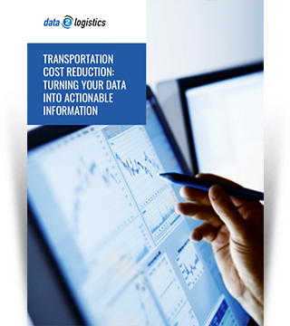 Transportation Cost Reduction: Turning Your Data into Actionable Information