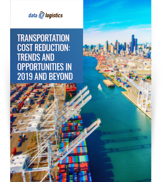 Transportation Cost Reduction: Trends and Opportunities in 2019 and Beyond