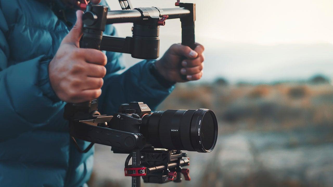 Opname van retail productvideo met gimble en stabilisatie techniek door CMN