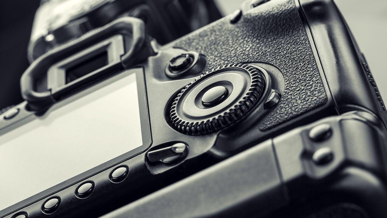 Fotografie camera behuizing van de CMN retail fotostudio Haarlem