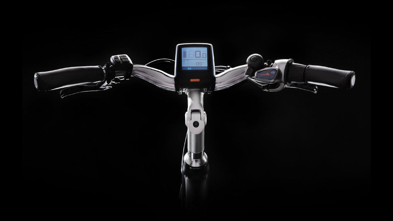 Brinckers fietsstuur fotoshoot in de CMN fotostudio