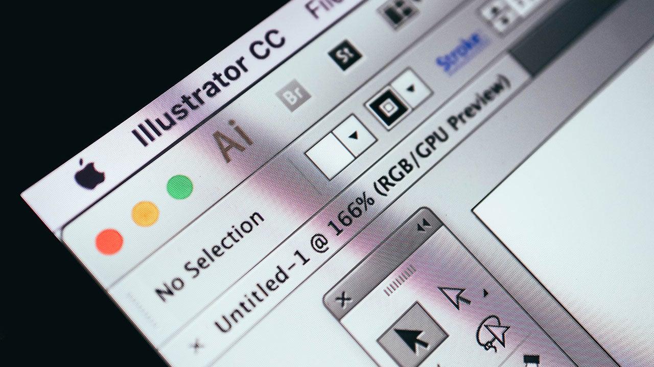 Grafische vormgeving met Adobe Illustrator bij CMN in Haarlem