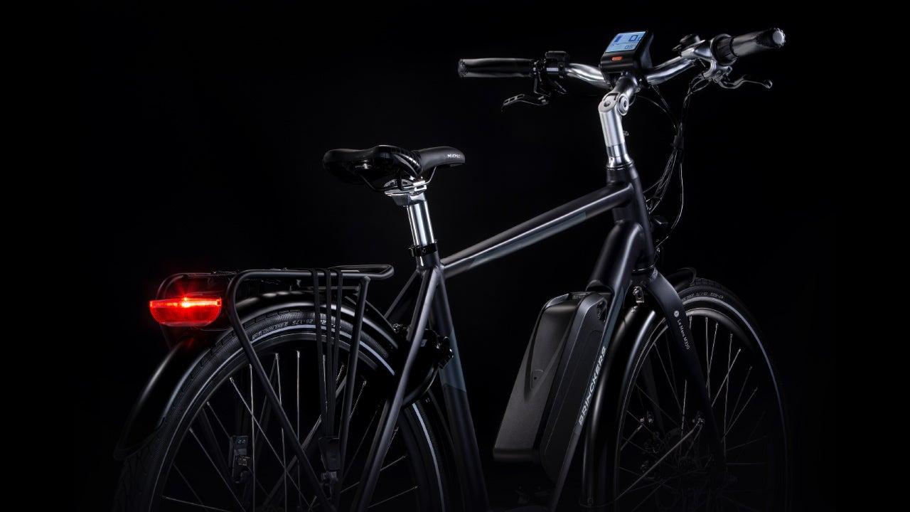 Brinckers fiets fotoshoot achterkant in de CMN fotostudio