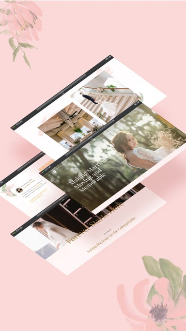 Shangri-La Wedding Website Image