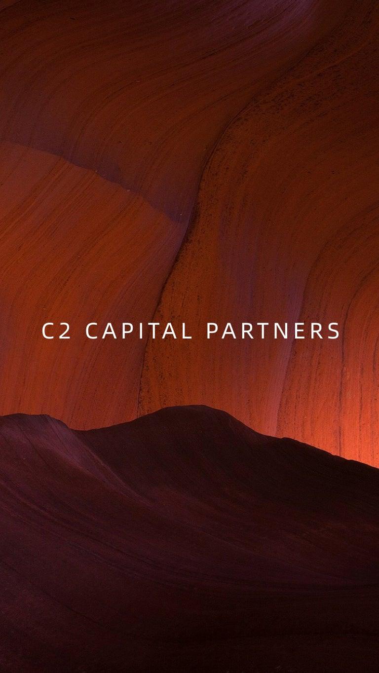 C2 Capital Partners Website Image
