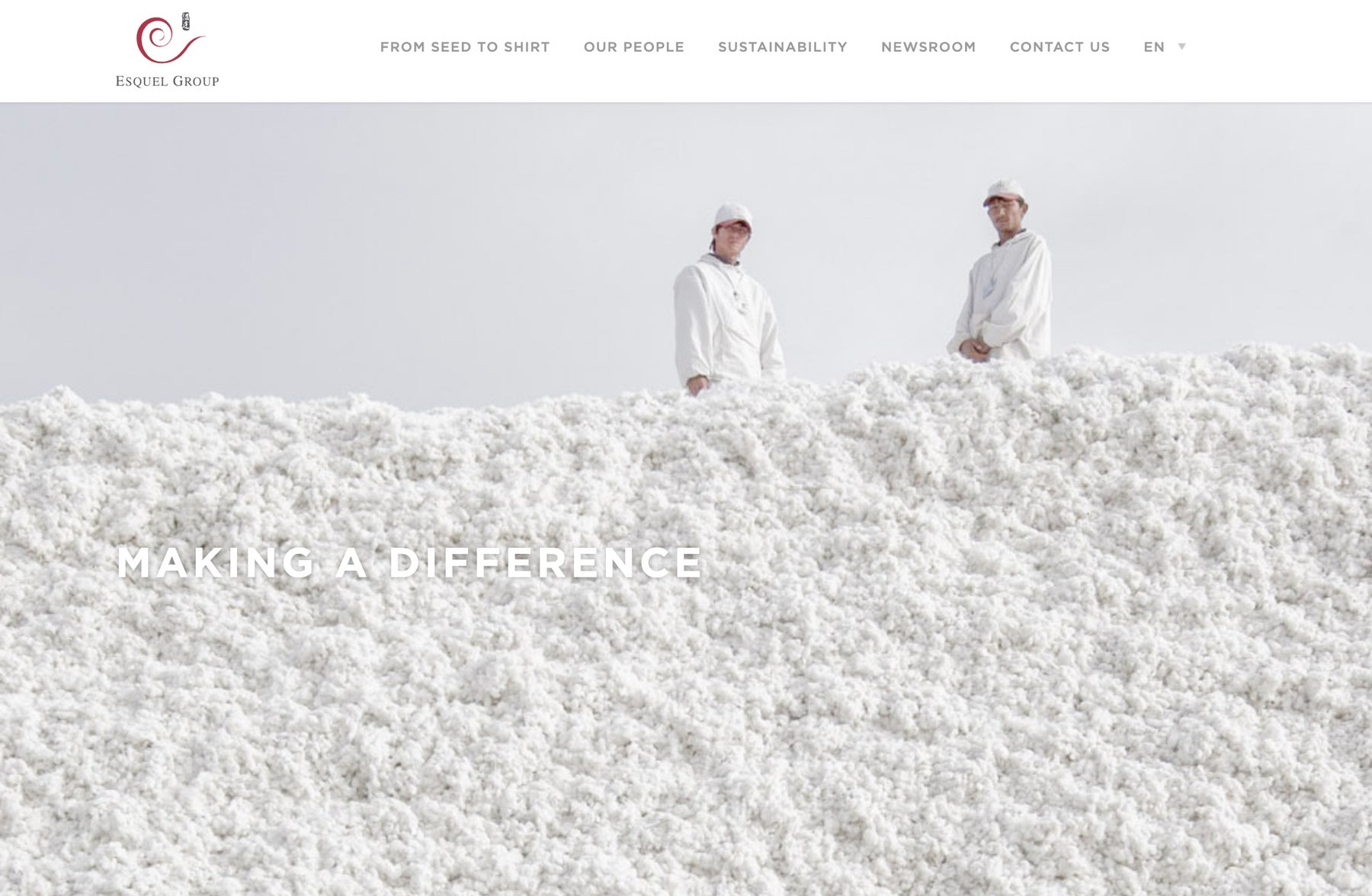 Modernizing one of the world's largest cotton manufacturers and globalizing their presence
