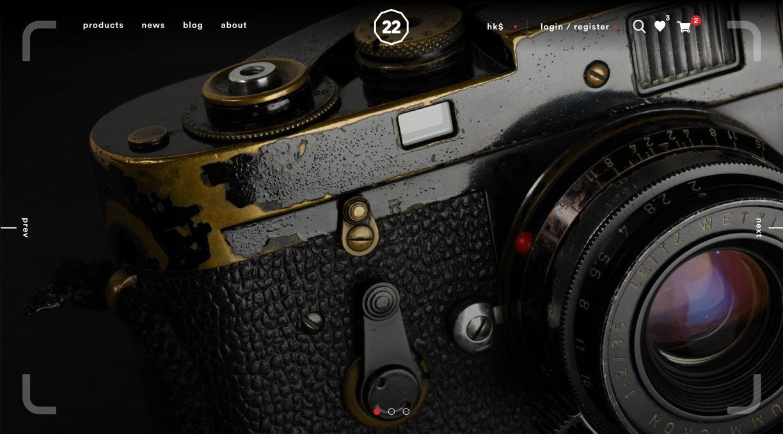 Creating a sleek and stylish e-commerce website