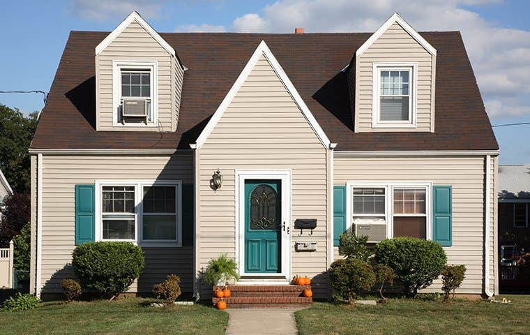 street view of a two story house in ellisville