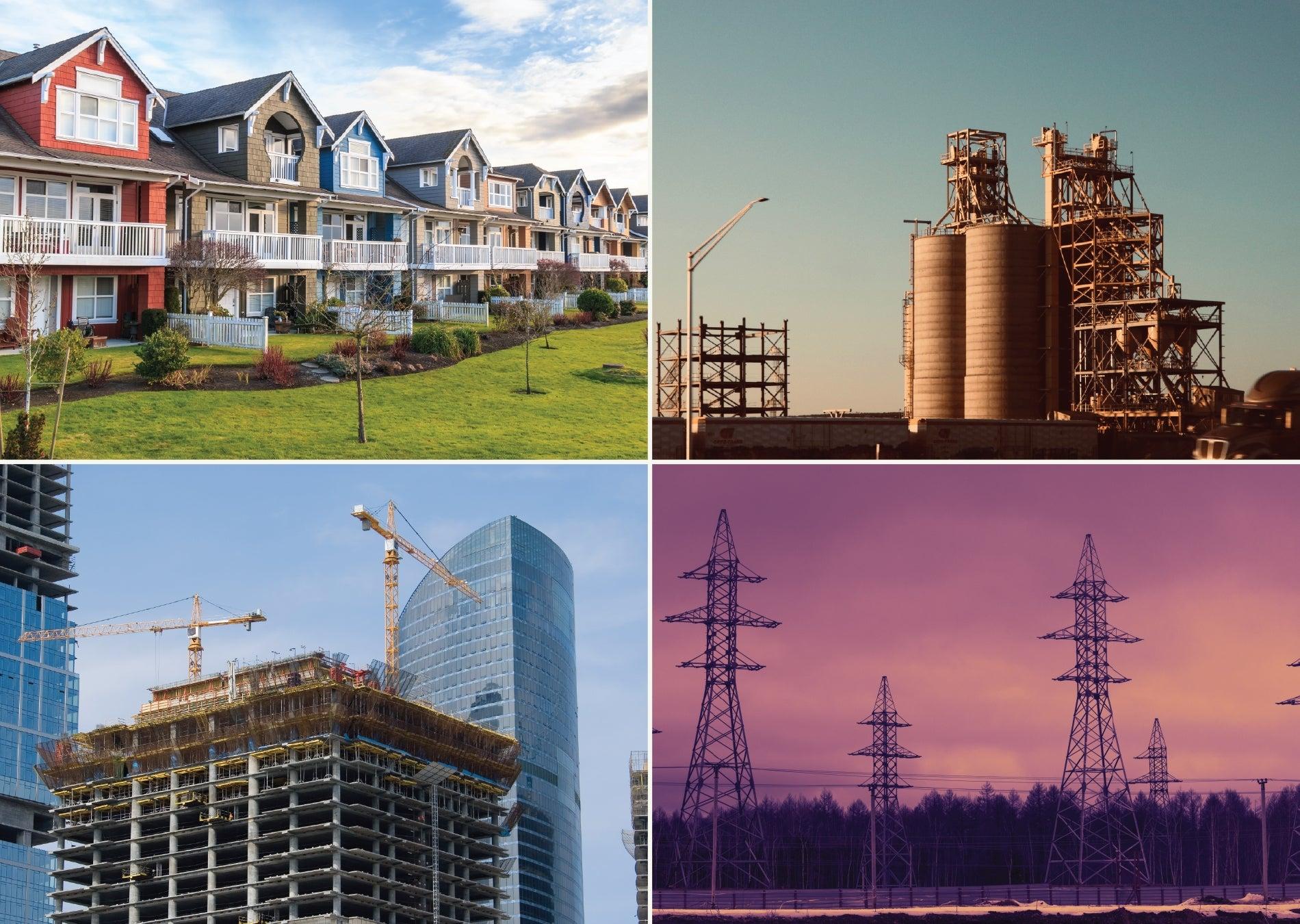 德克萨斯-加拿大Sonepar -四个关键市场