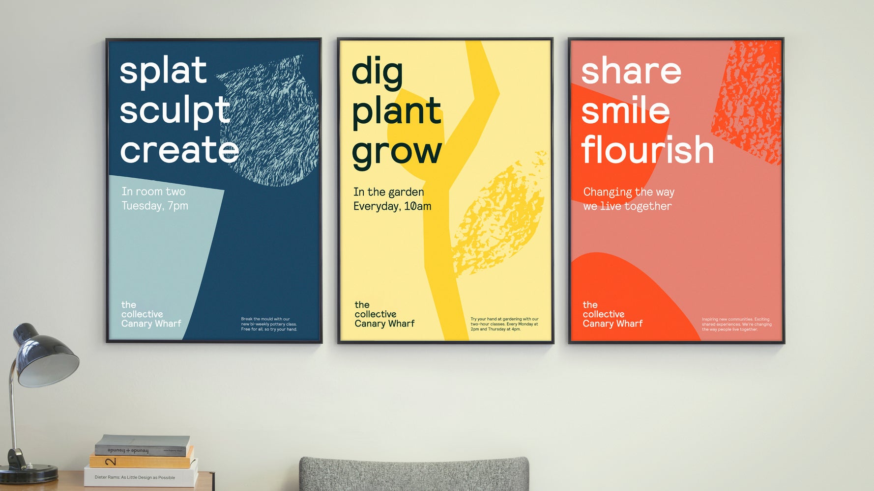 Some of our new posters