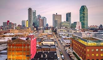 View of Long Island City, Queens