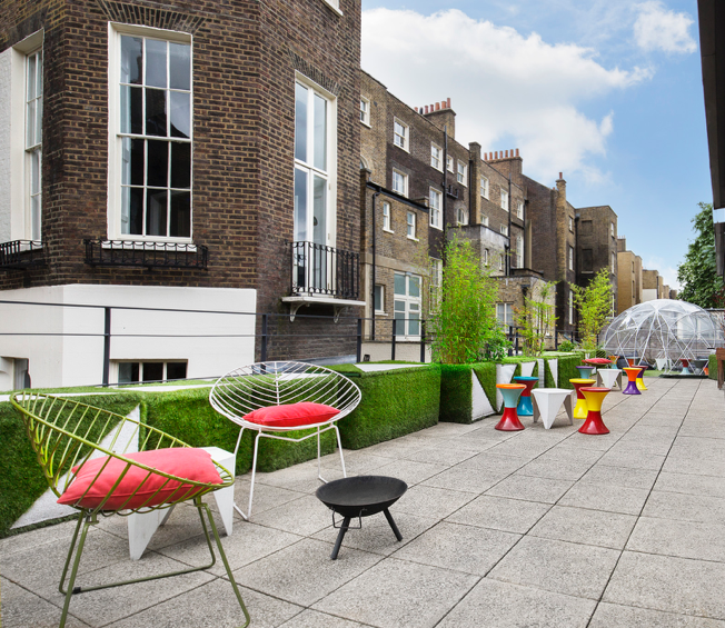 bedford sq terrace