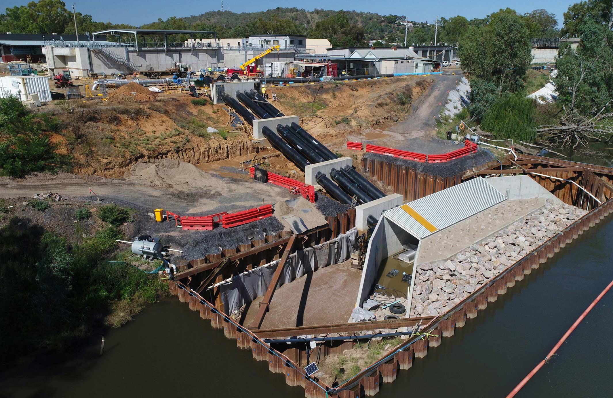 Water Treatment Plant, Wagga Wagga - UGL Engineering