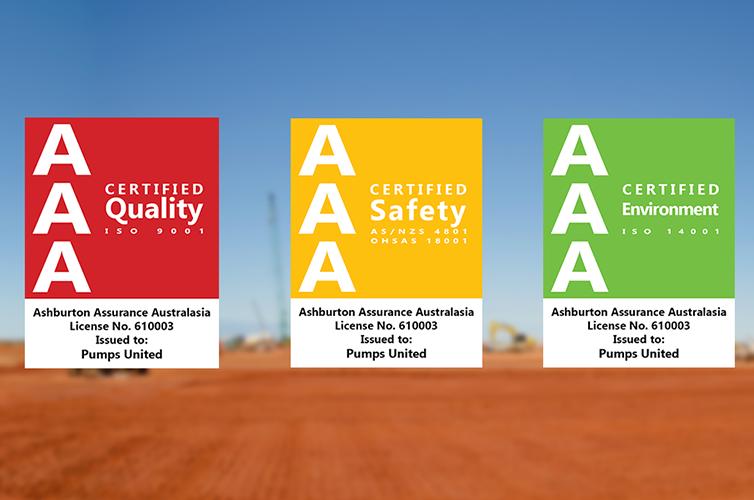 Triple A Certification