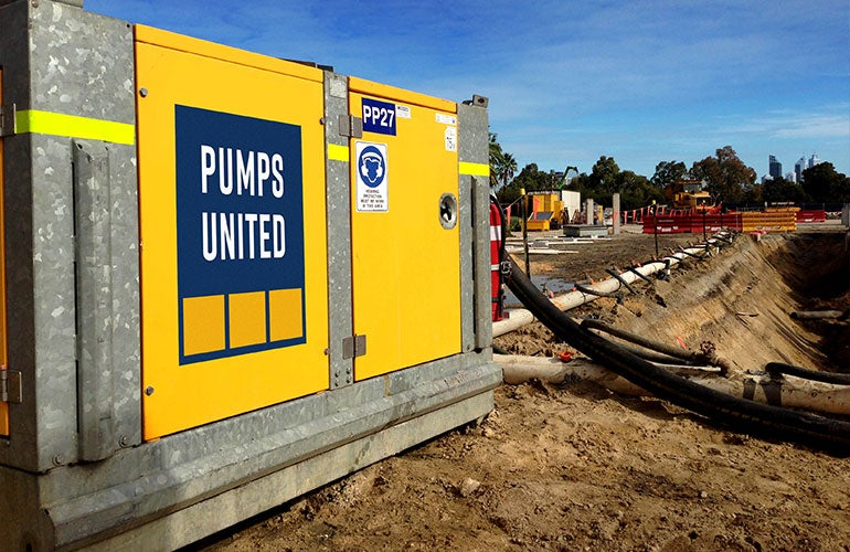 A new era in water management – Pumps United