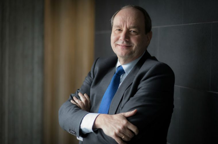 Onze EU-topman in Brussel, Hans Vijlbrief