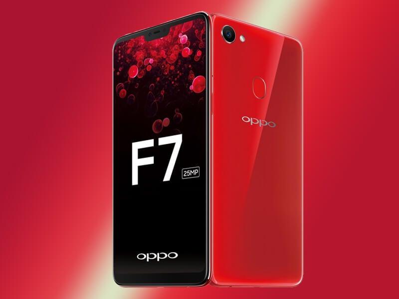 Harga HP Oppo Terbaru OPPO F7