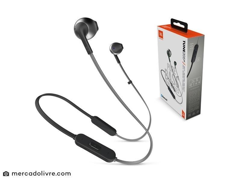 Bluetooth Headset JBL T205 BT