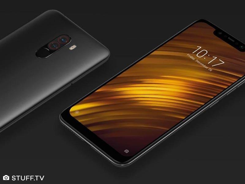 Xiaomi Pocophone F2 Hitam
