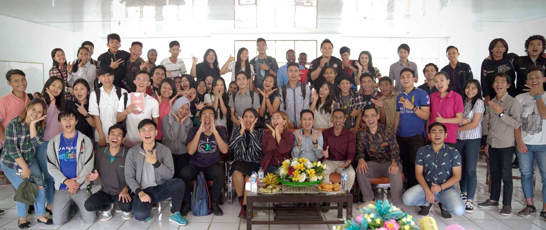 #DoITCERDAS: Kelas Edukasi Literasi Keuangan di Universitas Negeri Manado