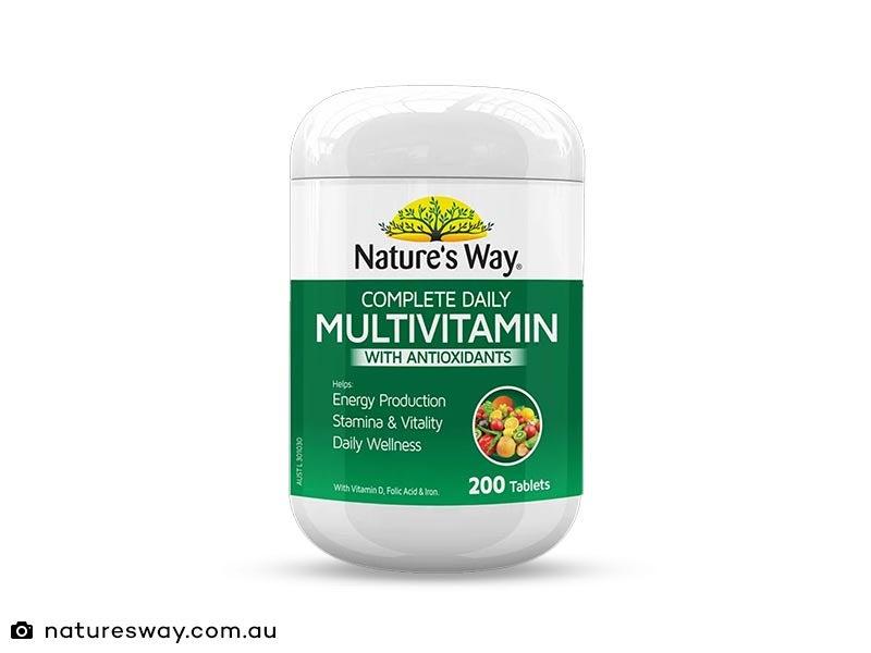 Vitamin Natures Way