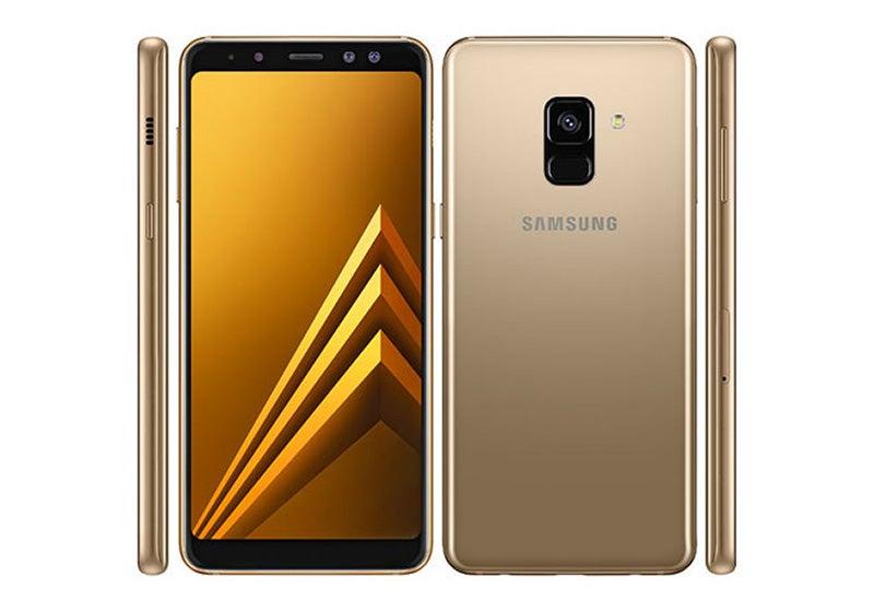 smartphone tahan air samsung galaxy a8 2018