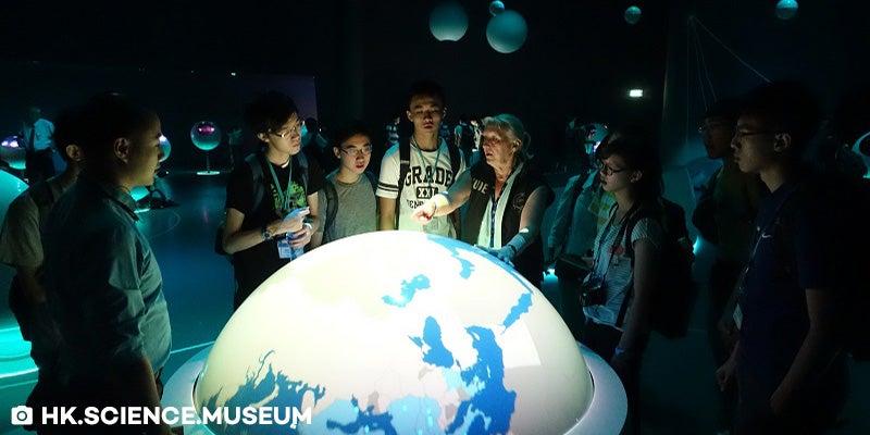 wisata edukasi di hong kong science museum